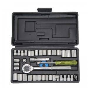 JC1534 40Pcs Socket Set