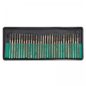 JC1906 30Pcs Diamond Bur Set