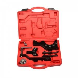 JC9051 Engine Camshaft Crankshaft Timing Locking Adjustment Chain Drive Tensioner Tool Set For VAG 2.5/4.9D/TDI PD