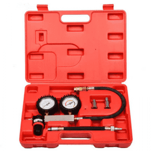 JC9211 Cylinder Leak-Down Tester Leakage Leak Detector Engine Compression Tester Gauge Tool