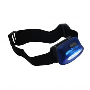 JC6201 5 LED Magnetic Head Lamp