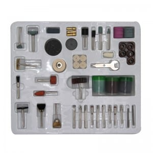 JC1901 138Pcs Rotary Tool Kit