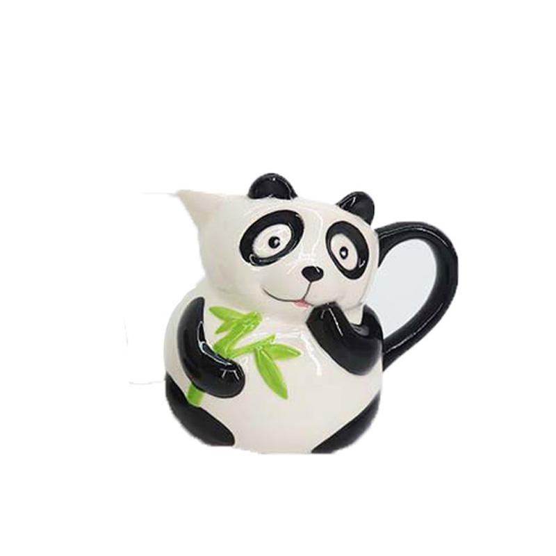 Panda Bowl,Ceramic Animal Shape Bowl,Custom Ceramic Bowls