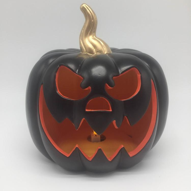 Custom high quality halloween pumpkin,ceramic pumpkin