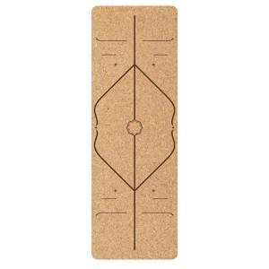 Cork Yoga Mat Eco Friendly yoga mat made from 100% natural materials