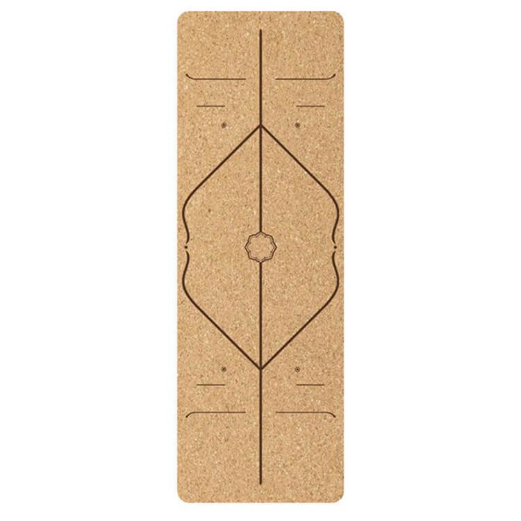 Cork Yoga Mat Eco Friendly yoga mat made from 100% natural materials Featured Image