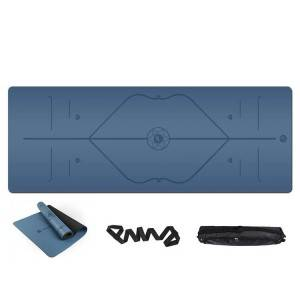 Custom Embossed Logo Yoga Mat