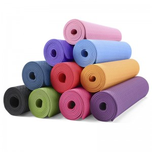 Tpe Yoga Mat Eco Friendly