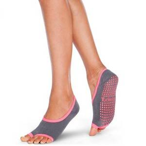 toeless grip socks