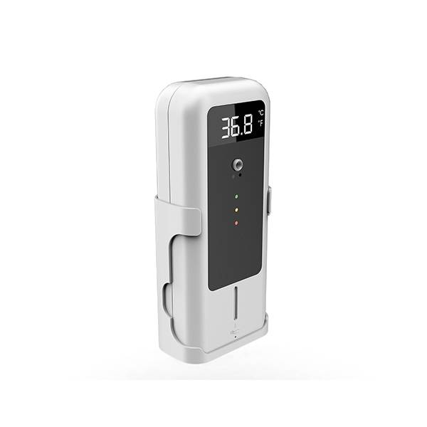 SP-03 Automatic Temperature Detection & Sanitization 2-in-1 Device Featured Image