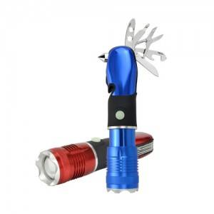 LED flashlight XP807B-2