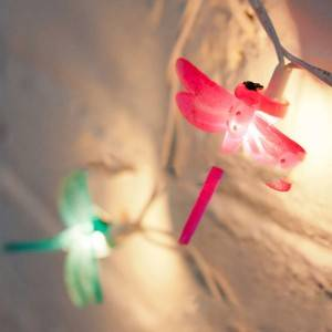 Short Lead Time for Solar Street - light string  dragonfly lightchain – Jowye