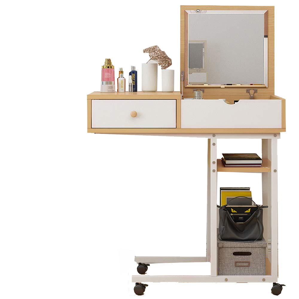 Vanity Benches Multifunctional Portable Dressing Table for Bedroom Featured Image
