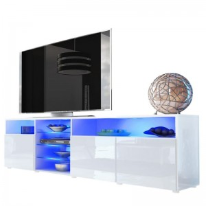 Renewable Design for Wooden Top Tv Stand - Customized Cabine Wood Cabinet Living Room Tv Cabinet – Joysource