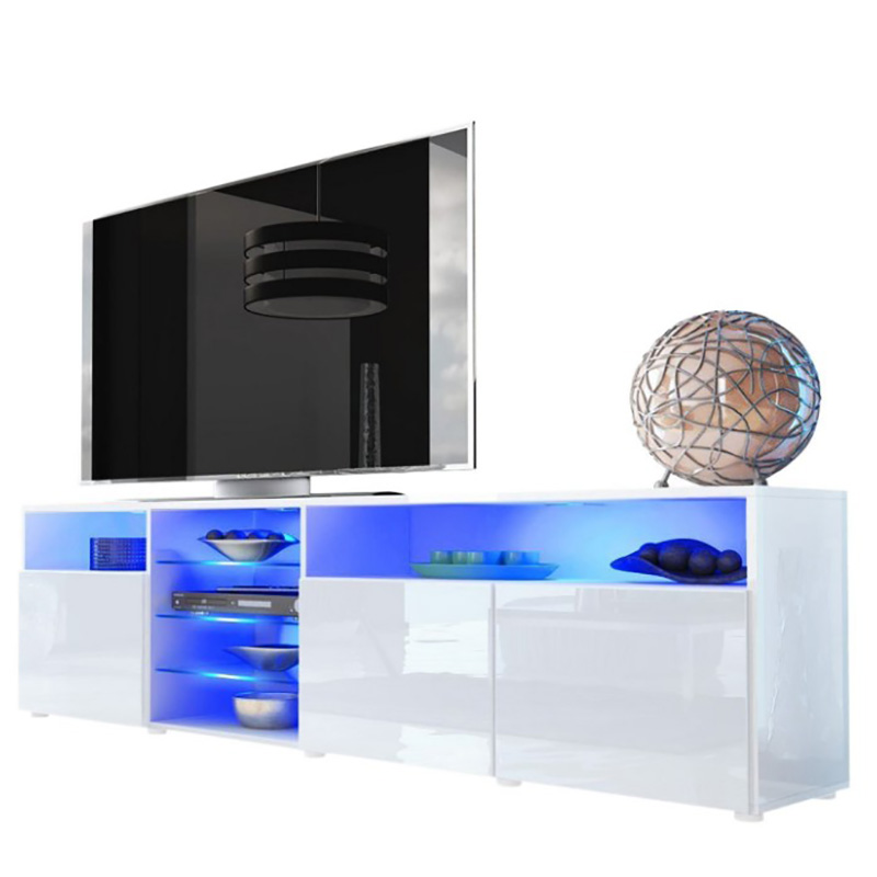 Wholesale Price China Wood Side Cabinet Design - Customized Cabine Wood Cabinet Living Room Tv Cabinet  – Joysource