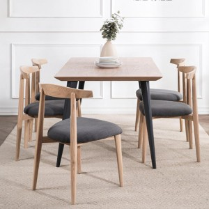 Good User Reputation for Side Board Furniture - Modern Dining Table Dinning Table Set Dinning Table Set – Joysource