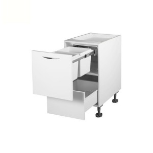 modern white drawer base cabinet kitchen for sales