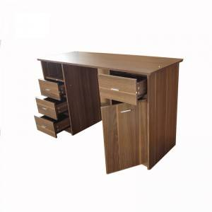 new design wood study office laptop desk set computer table modern