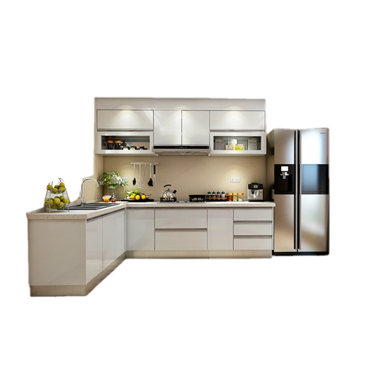 Kitchen cabinet designs Drawer Basket Accessories soft-clsoing hinge kitchen cupboards Featured Image