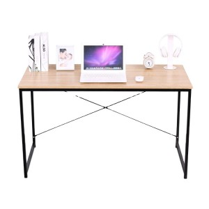 2020 hot sale long classic home wood writing table compute modern office desks