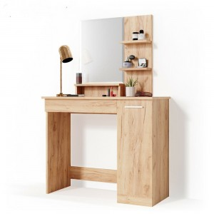 Modern simple style dressing table furniture with mirror