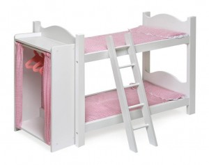 pink children bunk bed with desk and wardrobe princess bed