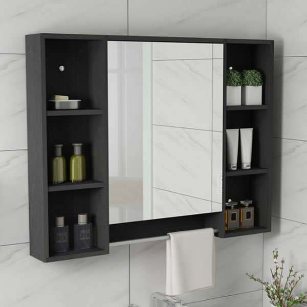 Vanity Bathroom Cabinet Wall Mount Bathroom Cabinet Mirror Bathroom Cabinet Featured Image