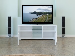 Simple Design Modern Led Tv Stand Showcase European Style Tv Cabinet