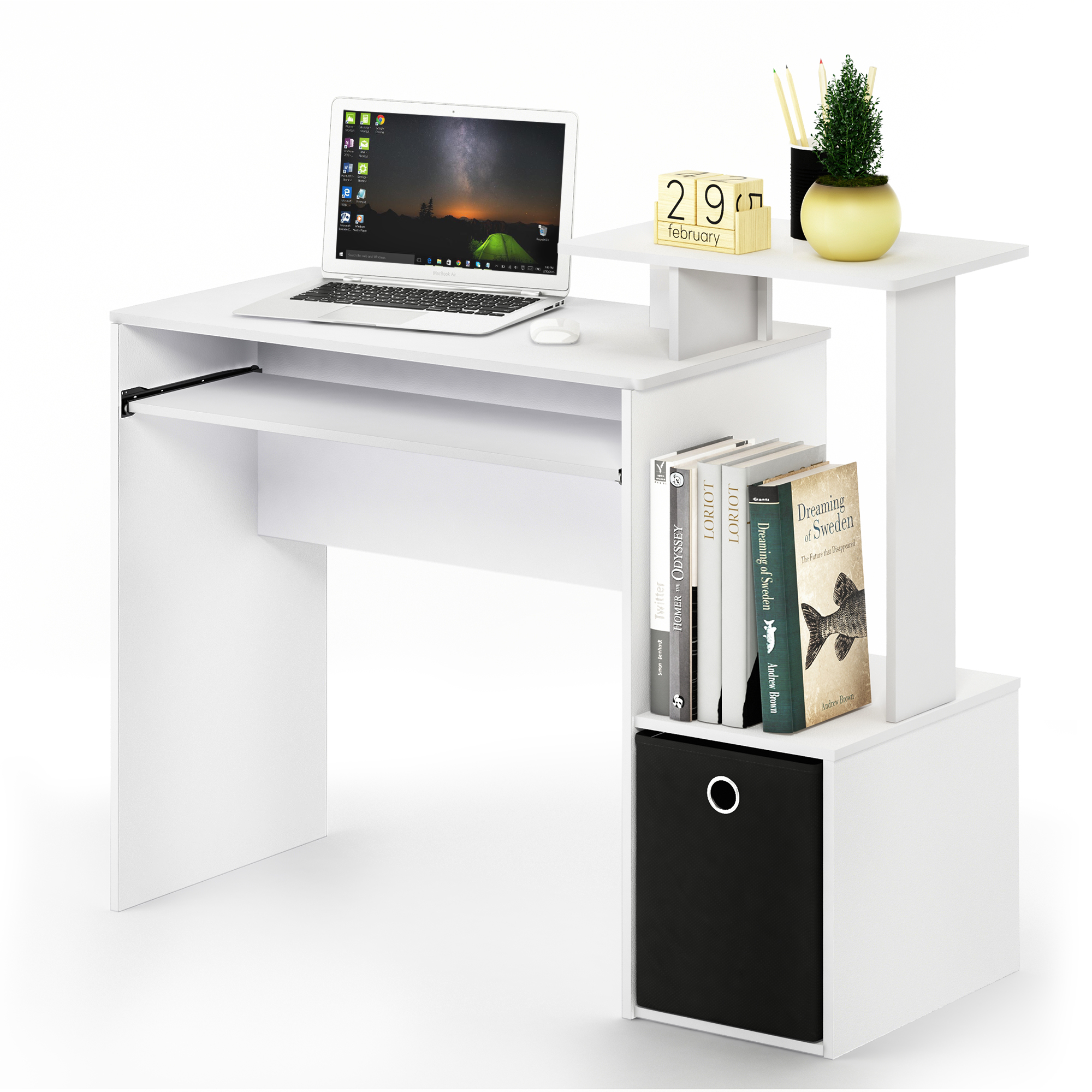 Factory Supply Storage Cabinets With Led - Adjustable Computer Table Laptop Table Computer Desk Table – Joysource