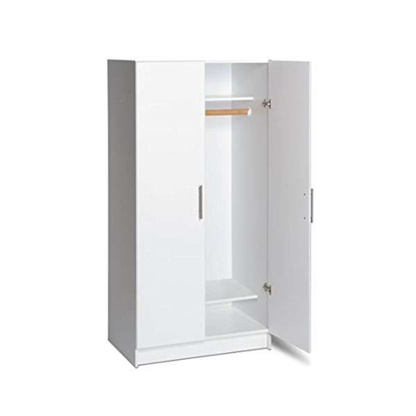 China Cheap price Bathroom Corner Cabinet - Easy Fitted Modern Style Bedroom Clothes Wooden Wardrobe – Joysource