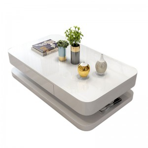 Hot Sell Simple Design Home s White Coffee Table
