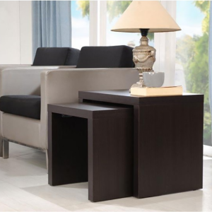 Home Furniture General Use and Modern Style Wood Panel coffee Table design