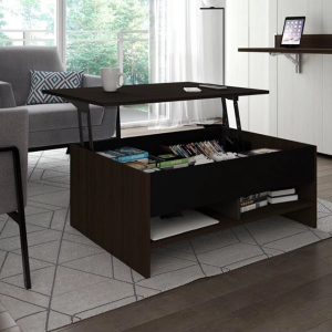 Modern Multifunction Height Adjust Lift Up Coffee Table