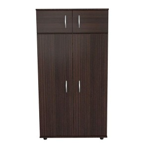 4Door Bedroom Wardobe Portable Wardrobe Furniture Bedroom