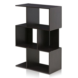 4-tier Bookshelf Storage Rack Bookcase
