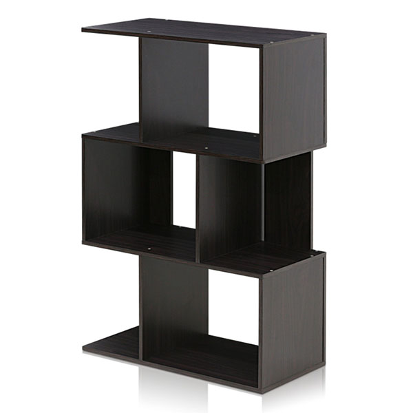 4-tier Bookshelf Storage Rack Bookcase Featured Image