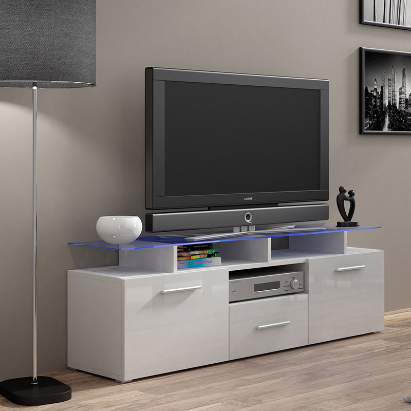 Top Quality New Arrival Kitchen - Scandinavian Simple Tv Stand Furniture Wood Tv Cabinet – Joysource