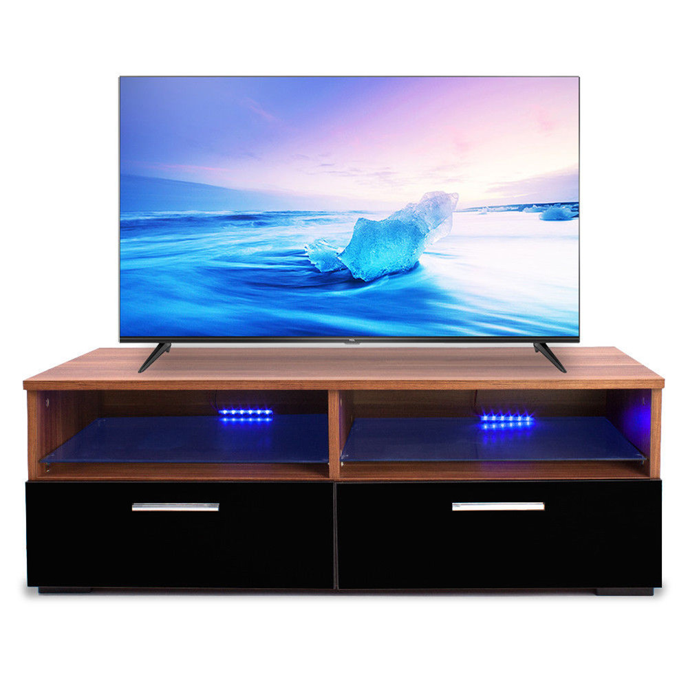Factory Supply Storage Cabinets With Led -   Tv Cabinet Modern Wood For Bedroom Cabinet  – Joysource