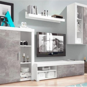 Discountable price Luxury Kitchen Cabinet - Modern Living Room Furniture Stand Wooden Tv Cabinet Designs – Joysource
