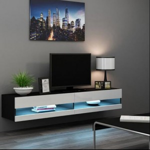 Customized Cabine Wood Cabinet Living Room Tv Cabinet