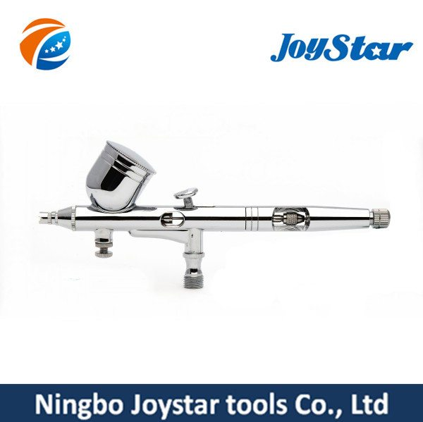 High Quality 0.3mm Double Action Airbrush for Makeup Nail Art AB-203 for  Manufacturer