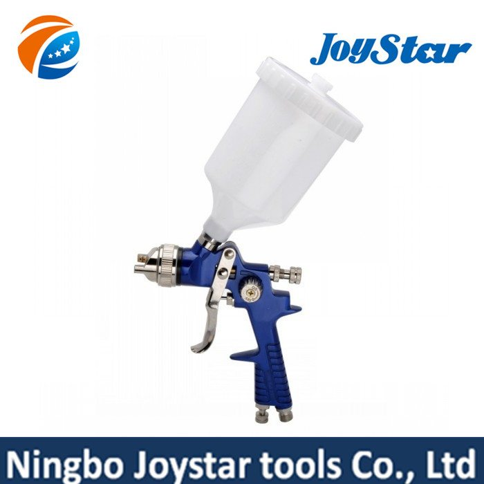 8 Year Exporter 1.7mm HVLP Gravity Feed Airbrush Spray Gun for Tattoo SP-881A for Kazakhstan Importers