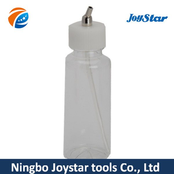 Hot sale Factory 100cc Air Brush Plastic Bottle Jar AB-P8 to Uruguay Manufacturers