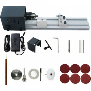 Mini DIY Woodworking Lathe Drill  MWL-3309