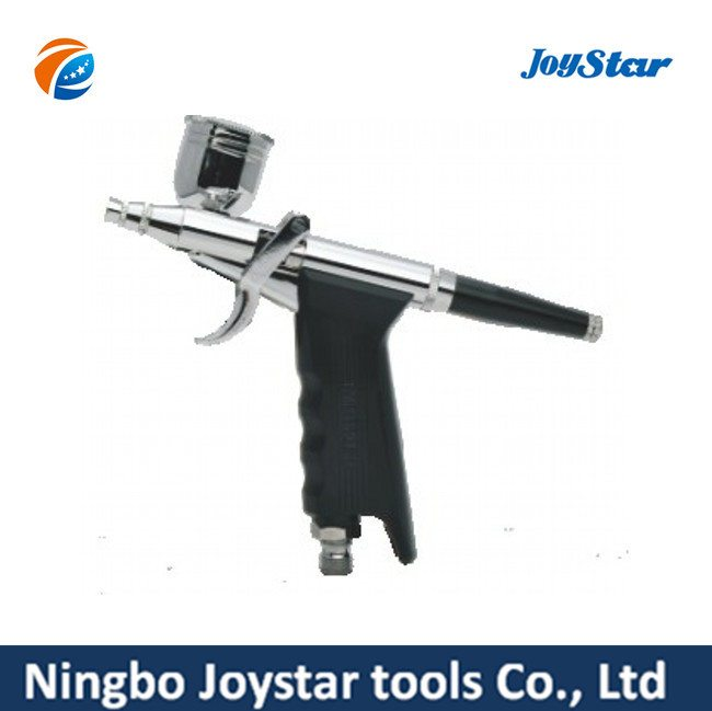 Well-designed 2cups Pistol Trigger Airbrush for Makeup AB-116 to Kyrgyzstan Manufacturers