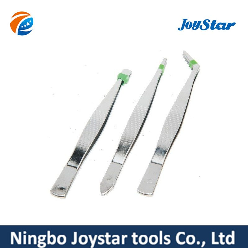 3 PC tweezers set TR-003