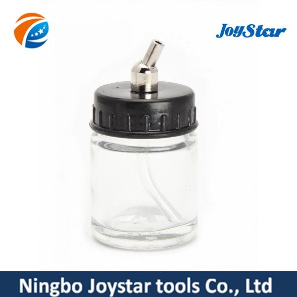 OEM Customized Airbrush Air Brush Glass Bottle Jar 22cc AB-G2 for Southampton Importers