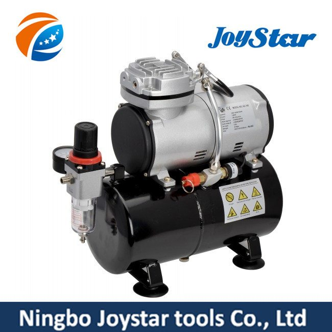 Cheap price Airbrush Air Compressor with Tank AS186 to Chile Manufacturers