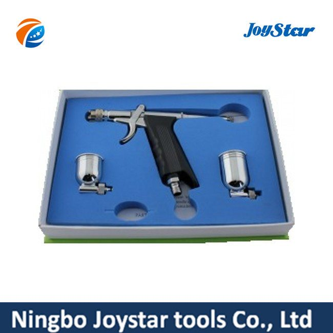 Double Action Pistol Style Airbrush for Makeup MJ-268