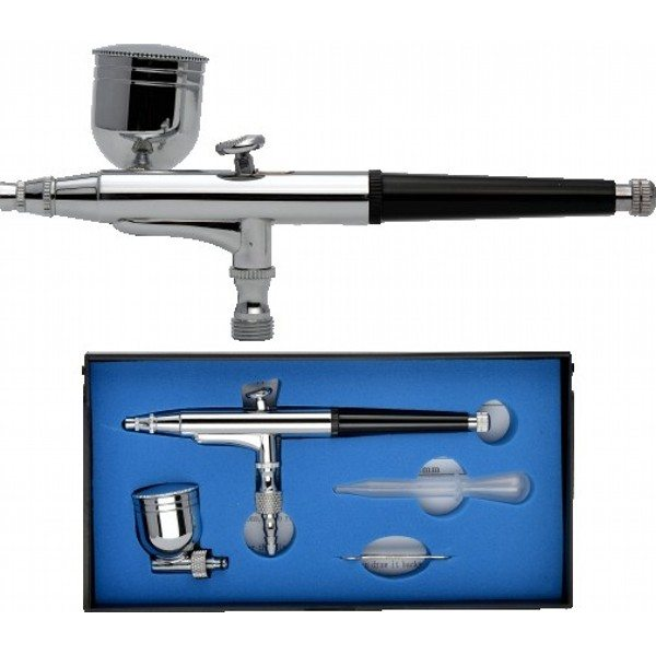 Chinese wholesale Dual-Action Airbrush for Tattoo Nail AB-132 to Vietnam Importers